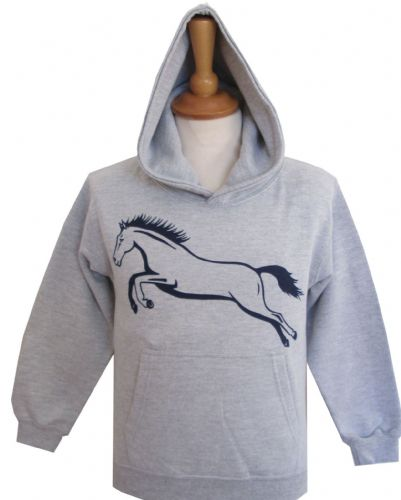 British Country Collection 'Jump' Hoodie